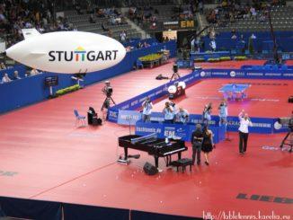 2009 год: Чемпионат Европы в Штутгарте
