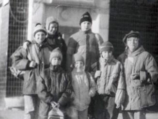 """1995 год: """"Мемориал Тани Савичевой"""""""