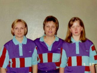 2001 год: Командный Чемпионат Петрозаводска