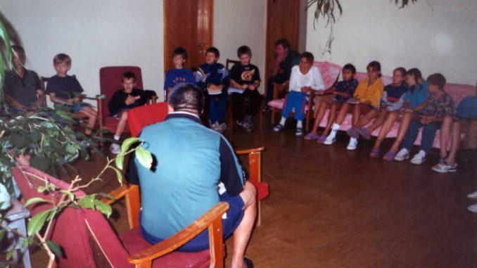 2001 год: Сборы в Новочебоксарске