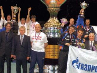2008 год: Командный Кубок России
