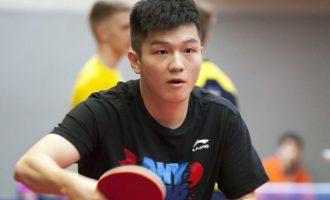 Фань Чжэньдун - Первая ракетка мира