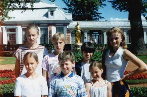 1998 год: Летние сборы Сосновый Бор