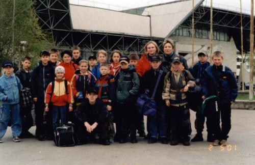 2001 год: Турнир в Санкт-Петербурге