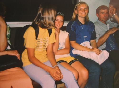 2002 год: Летний лагерь