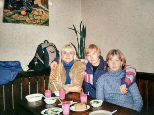 2003 год: Первенство СЗФО молодёжка