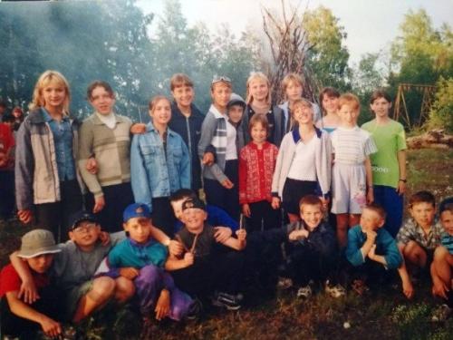 2003 год: Летние лагеря