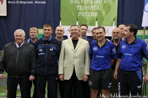 2006 год: Клубный Чемпионат России