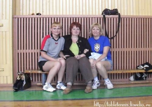 2007 год: Сборы и турнир в Сясьстрое