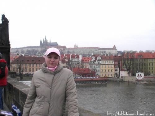 2008 год: Сборы в Чехии