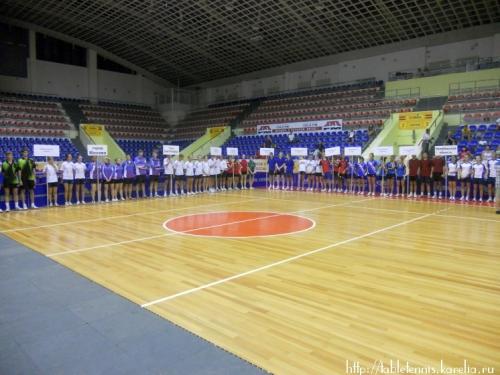 2011 год: Спартакиада школьников финал