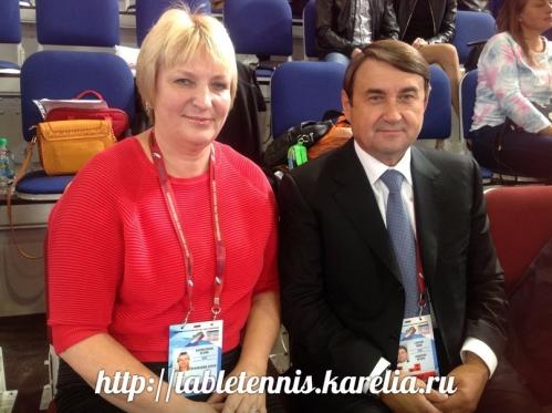 2015 год: Чемпионат Европы и семинар судей