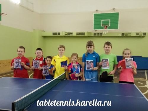 2017 год: Командный Кубок Петрозаводска 3тур